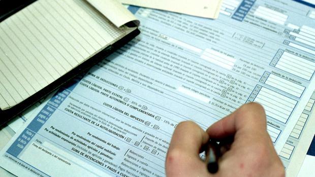 declaracion de la renta ahorrar